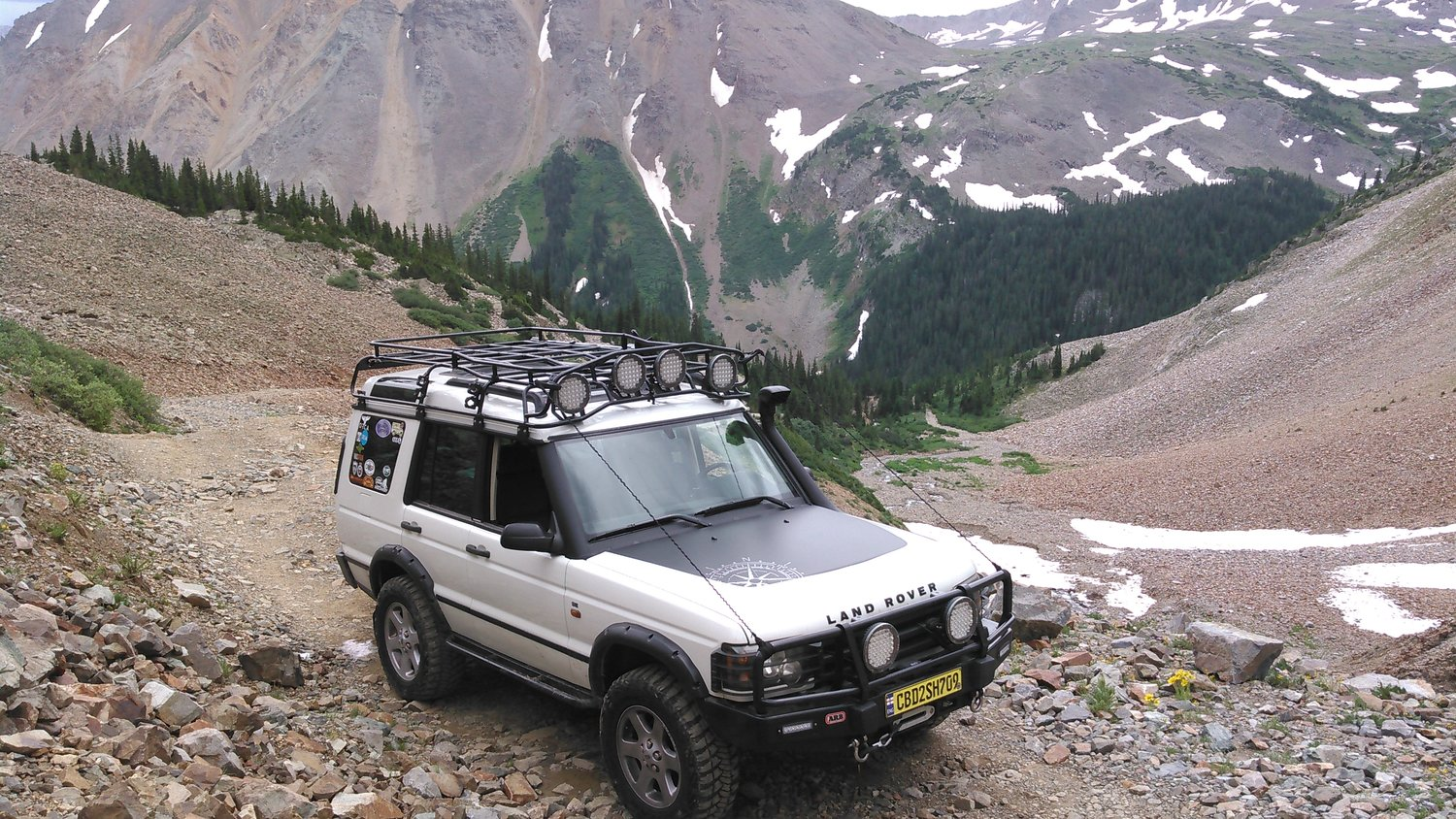 Voyager Racks Vehicle To Trailer Wiring Australian Land Rover Owners Discovery 2 Telluride