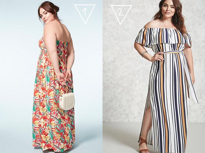Plus Size Fashion Focus Forever 21 Monique Gionet
