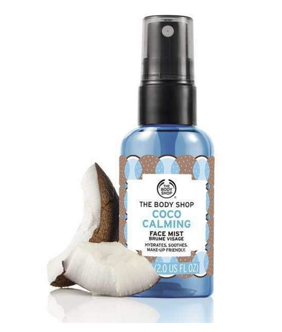Body Shop Coco Calming Face Mist