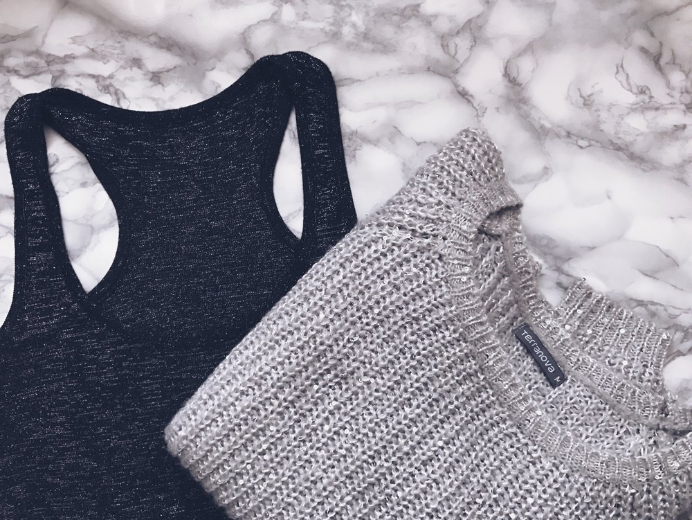 Пуловер и потник: Terranova