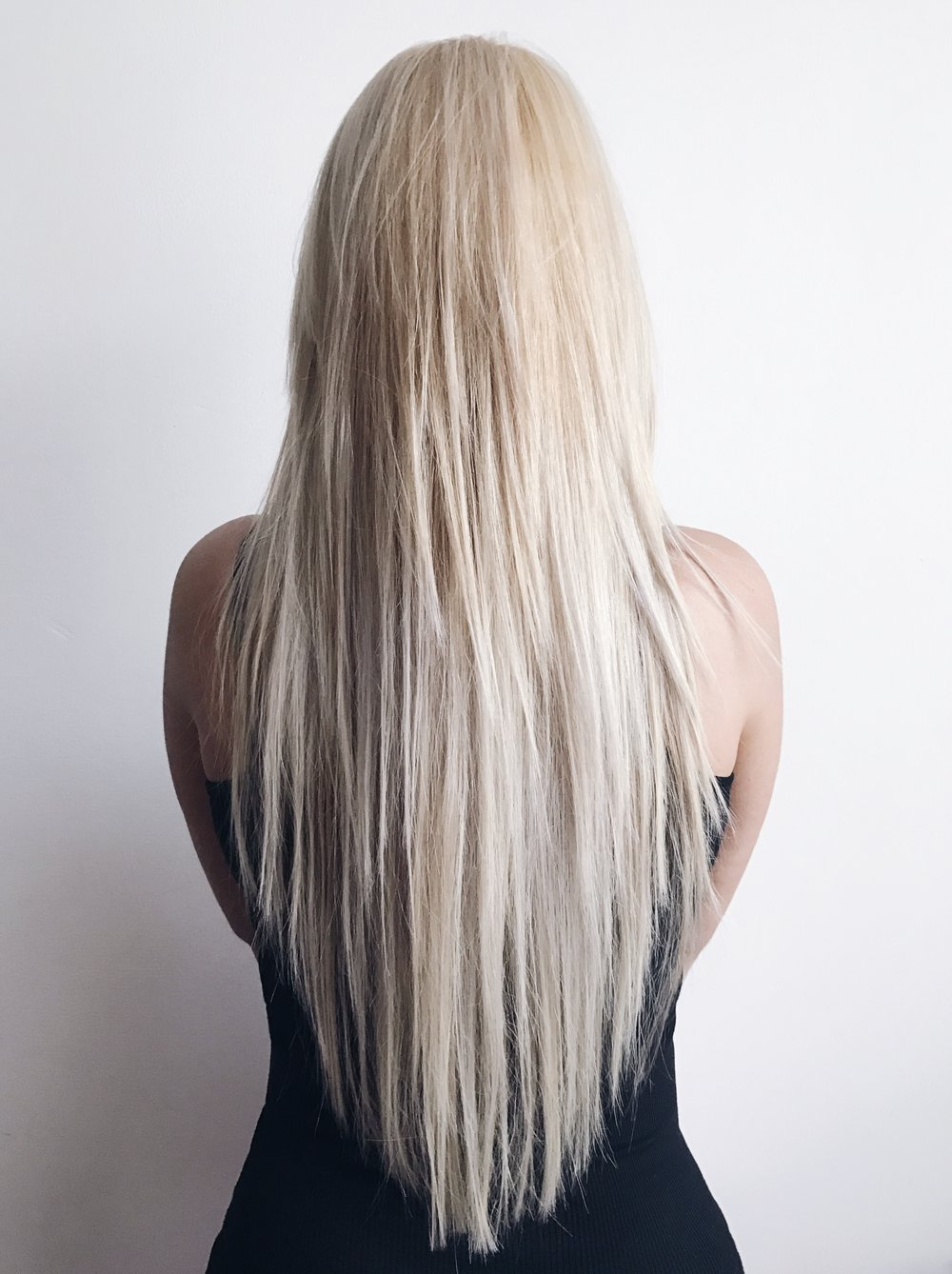 hair hairstyle blonde haircut hairdye dye color gold golden platinum girl nicole blog blogger fashion style trends trend autumn fall season arockchicklife