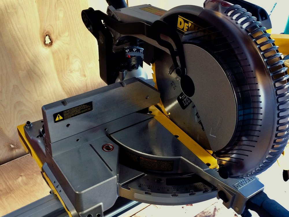 Compound Miter Saw - 12