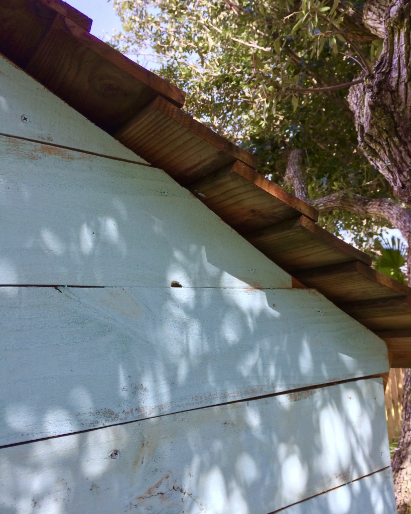 treehouse siding