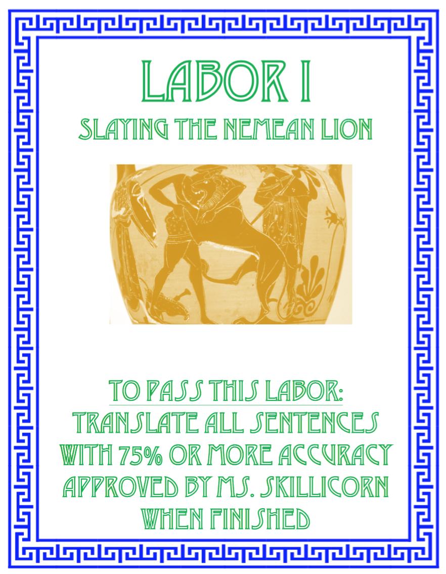 Latin Classroom Transformation Mount Olympus 12