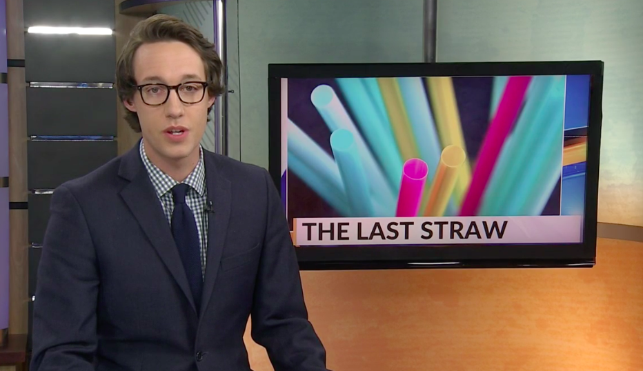 "Ozarks First "" The Last Straw: Local Restaurants Ditch Plasticware """