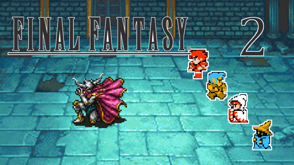 TEMPLE OF CHAOS - Final Fantasy - Part 2 - David and Co. finally make their way to the Temple of Chaos to confront the traitor Garland.