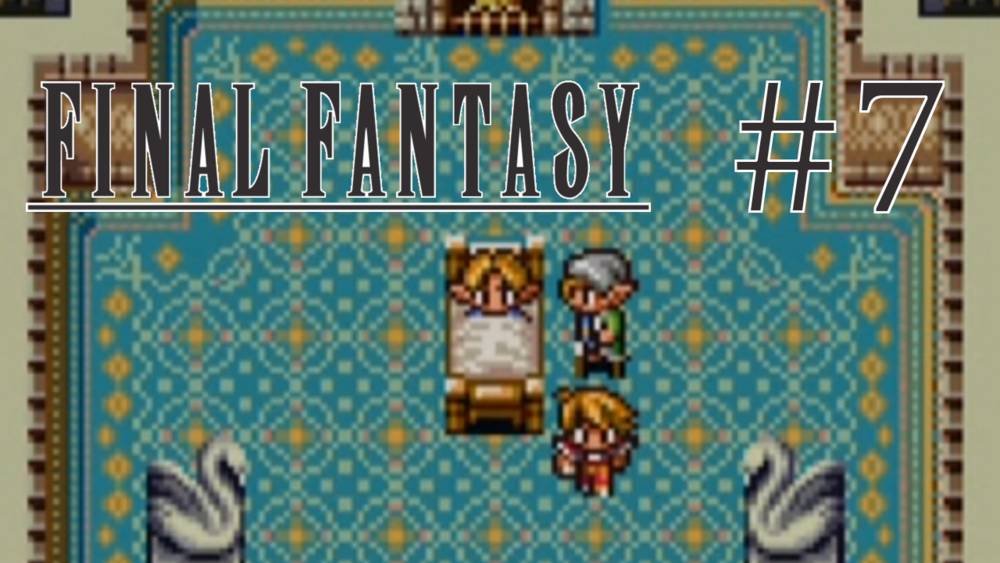 AWAKEN, MY PRINCE | Final Fantasy #7  - David and Co. defeat Astos and awaken the sleeping elf prince.