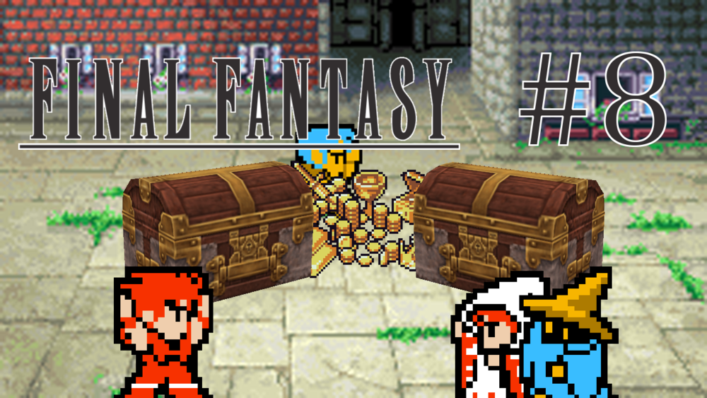 TREASURE HUNT! | Final Fantasy #8  - David and Co. search the known world over for a myriad of treasures and powerful equipment.