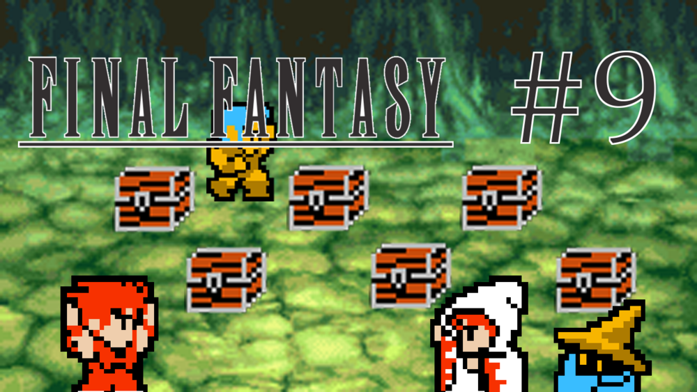 PHAT LOOT | Final Fantasy #9 - David and Co. delve back into the Marsh Cave to clear out all the loot.