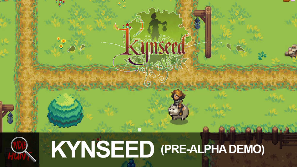 Kynseed | Indie Hunt Preview - So I was suggested this game through Game Jolt since I am a huge fan of the Fable series of games.
