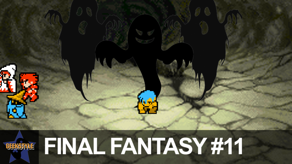 TERRA-FYING CAVE | Final Fantasy #11 - David and Co. enter the Terra Cave. Just another day of 'venturin'.
