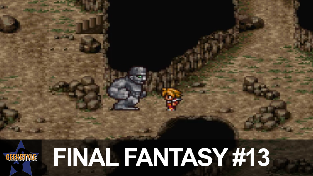 NOTHING BETTER THAN RUBIES | Final Fantasy #13 - Watch videos 24 hours earlier on the Two Geeks, One Camera site!David and Co. feed a valuable ruby to a titan and delve deeper into the Terra Cavern.