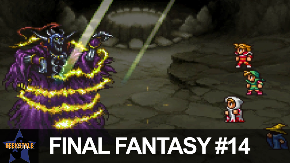 THE LICH | Final Fantasy #14 - Watch videos 24 hours earlier on the Two Geeks, One Camera site!David and Co. face Edward Cullen's master, deep within the Terra Cavern. The First of the Four Fiends!