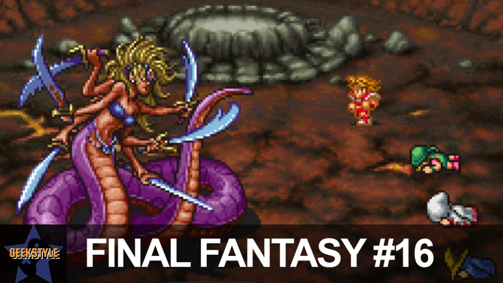 WHAT HAPPENS NEXT?! | Final Fantasy #16 - David and Co. make their way back to Mt. Gulg. Pain and suffering awaits.