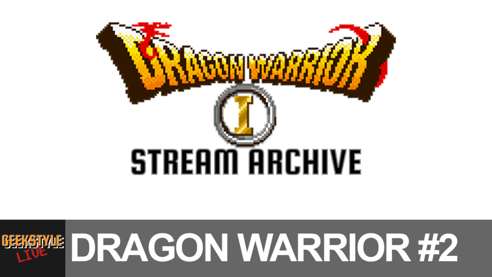 GRINDFEST | Dragon Warrior #2 | Stream Archive - Original stream date May 30, 2017.Today, we find the Fairy Flute (PixyFlute) and grind up a lot of EXP and Gold. What a boring time...Live on Twitch Tuesdays ➤ https://www.twitch.tv/geekstylelive