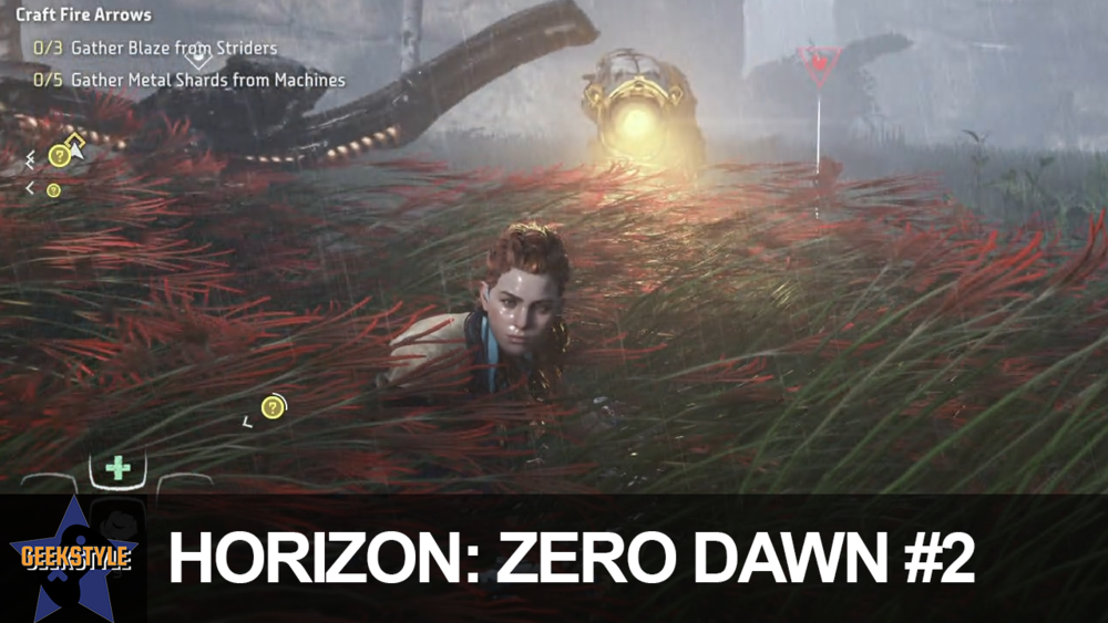 I DID COMBAT | Horizon: Zero Dawn #2 - We're back with more Horizon: Zero dawn, and I figured out the cheap way to combat!