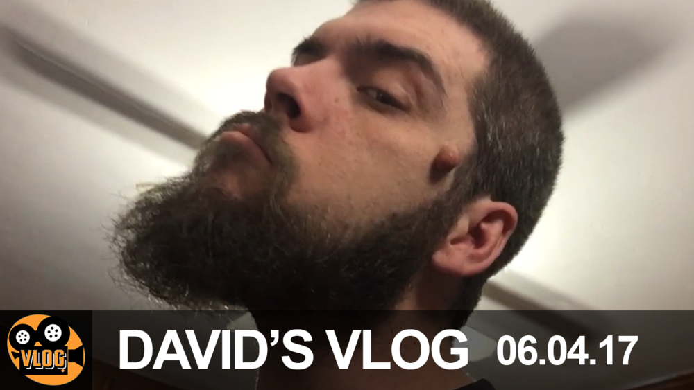 THE SCHEDULE | David's Vlog | 06.04.17 - The vlog is now Sundays!! So to commemorate this change in scheduling, I've decided to do a quick rundown of the new schedule and throw in a little bite about our new Patreon.