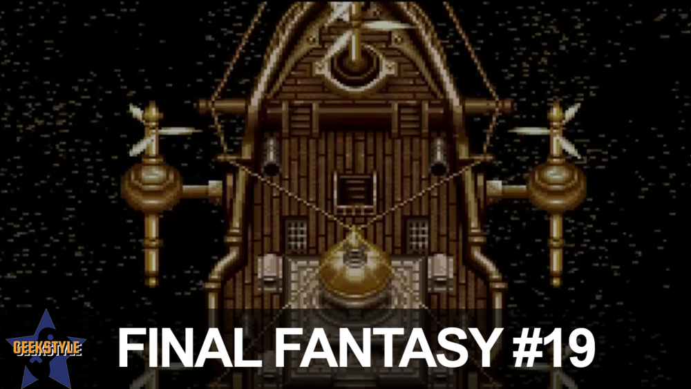 FREEDOM!!! | Final Fantasy #19 - David and Co. use the Levistone to gain true freedom over the game world!