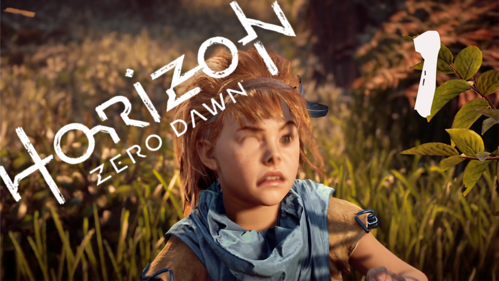 - The first episode of Horizon: Zero Dawn is here! Watch as David explores the apocalyptic world full of robot dinosaurs on his mission to collect all the things!