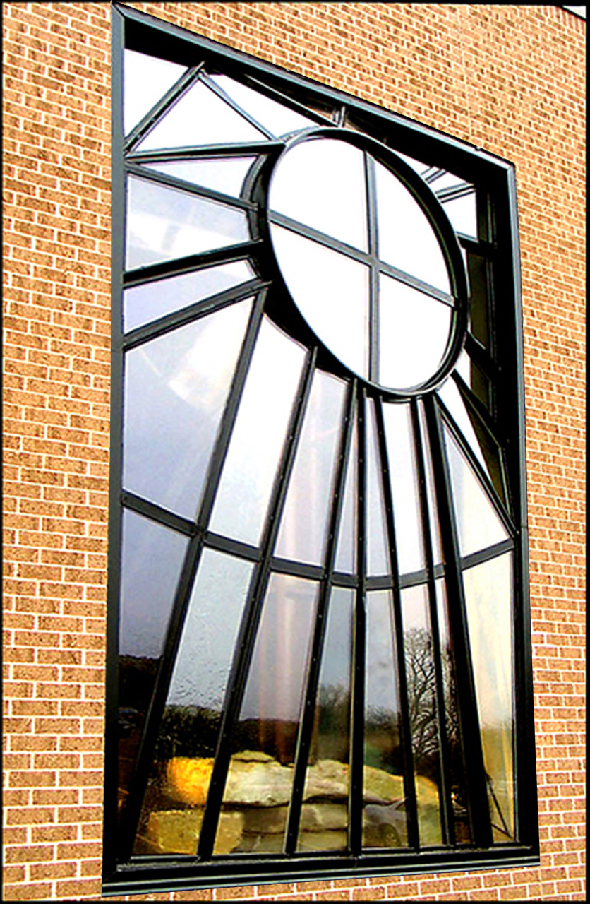 Redemption Window Exterior View