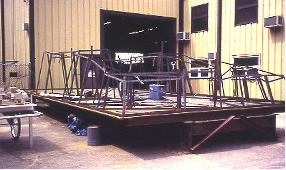 Steel Yard Fabrication
