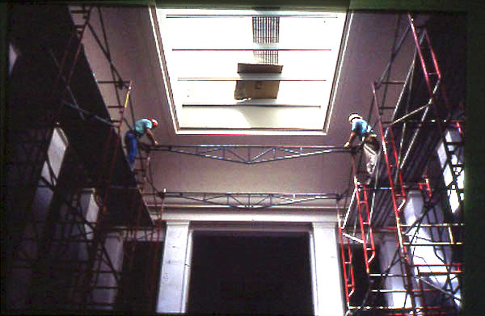 Installation Scaffold