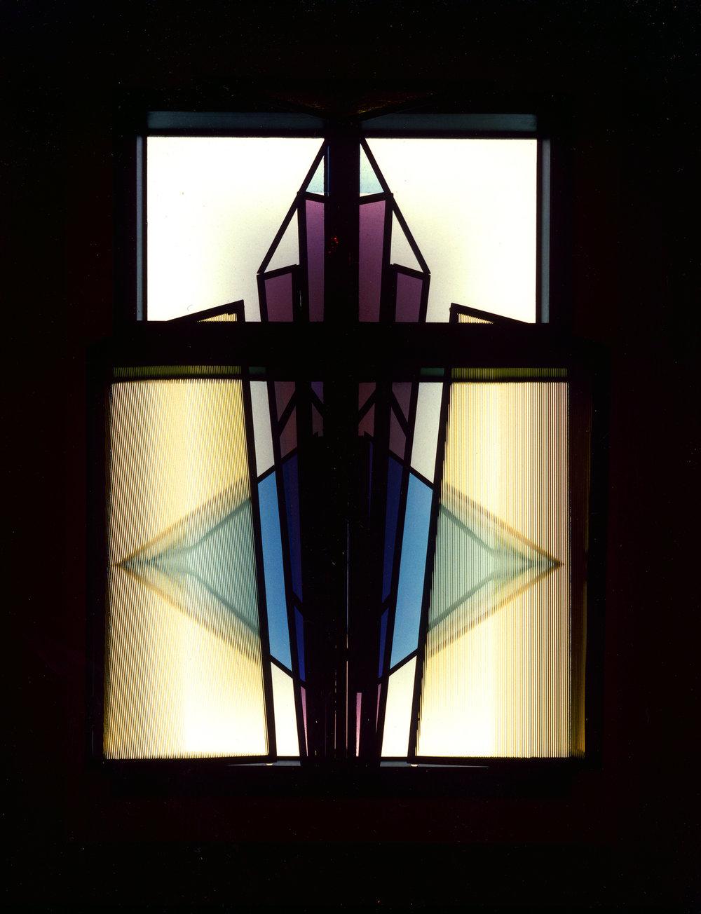 Glass Canopy Light Box