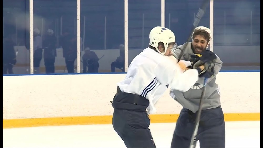 Via Youtube/ Hockey Benders