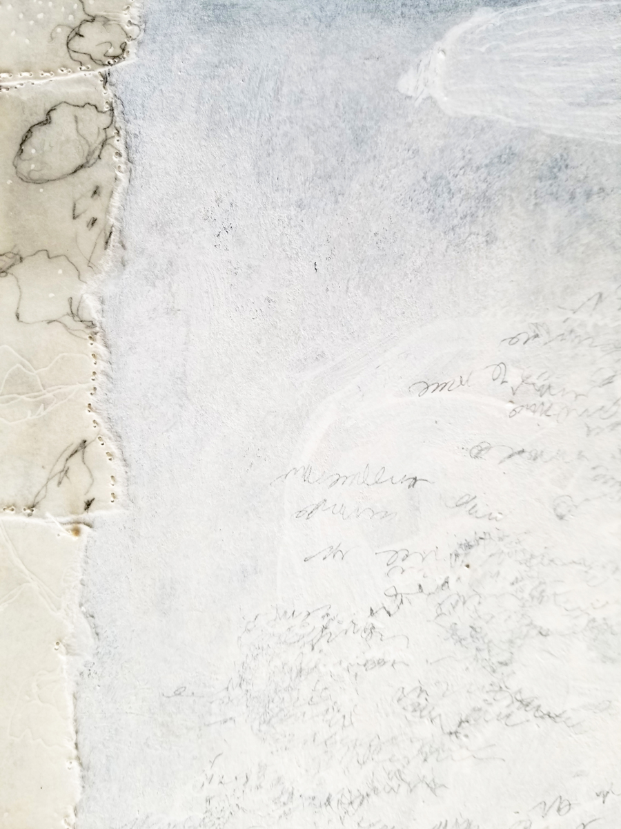 Winter White no.2 (detail)