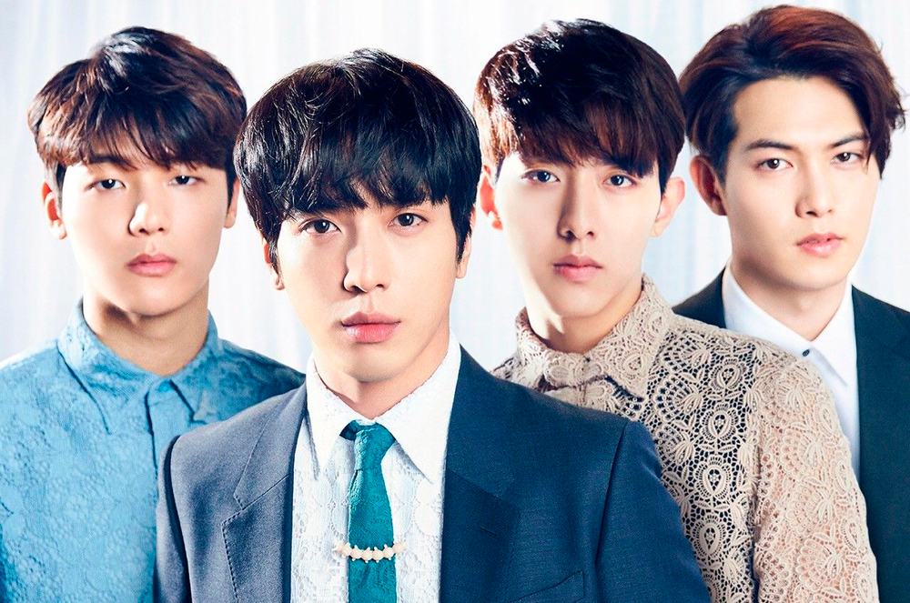 CNBLUE at Kpopway Radio