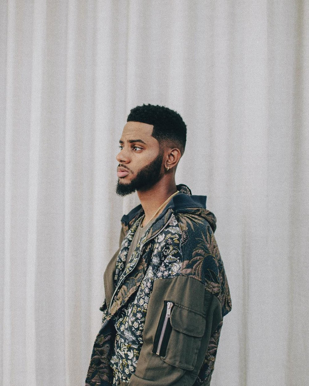 Bryson Tiller in MR by Marna Ro