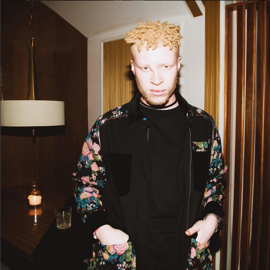 Shaun Ross in MR by Marna Ro