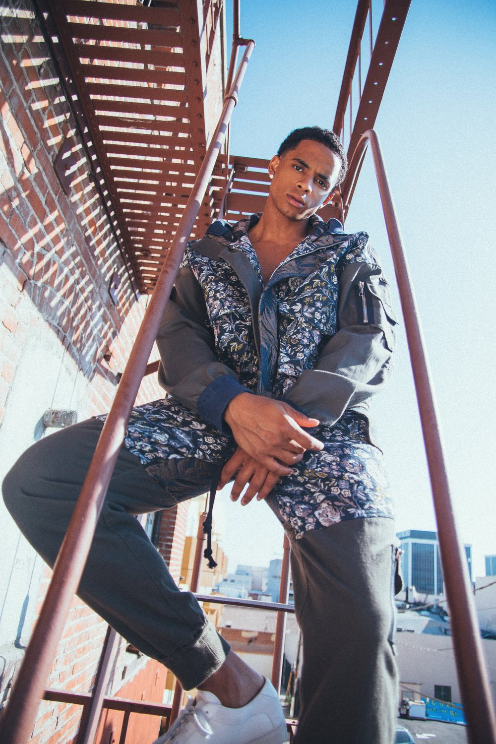 Cordell Broadus in MR by Marna Ro