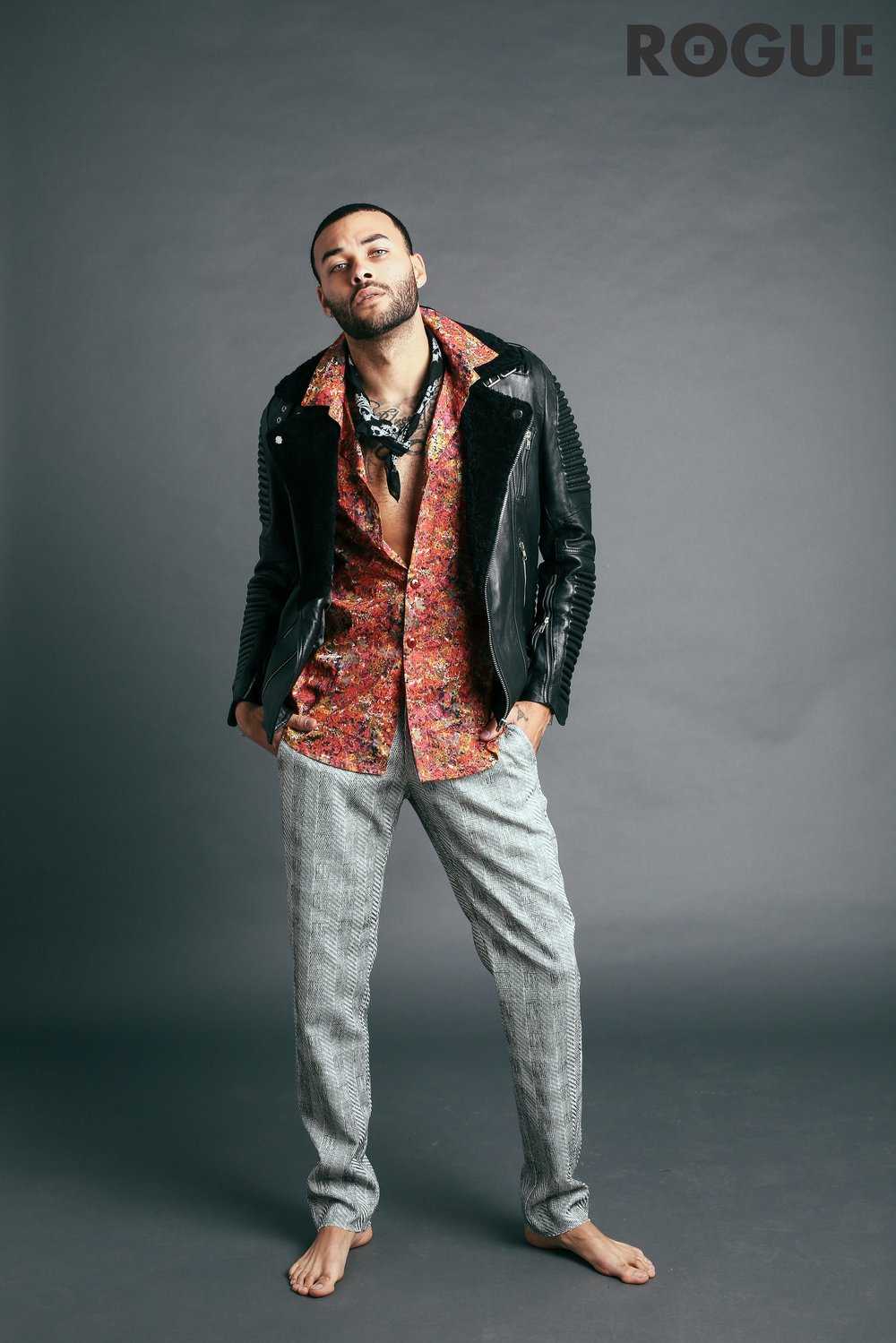 Don Benjamin in MR by Marna Ro