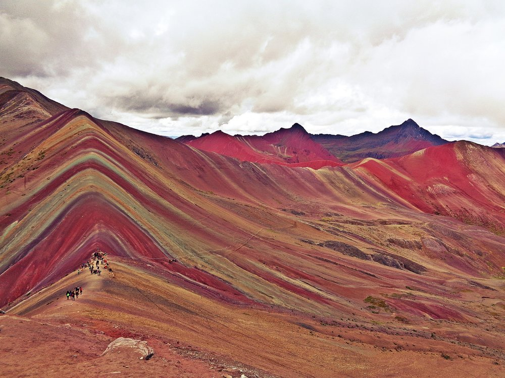 Rainbow Mountains (Vinicunca)