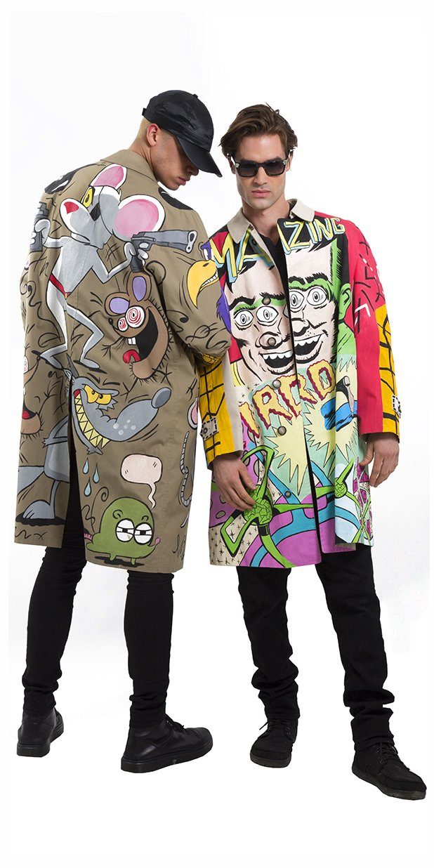 New Work  - https://patriciafield.com/collections/suzan-pittThe Patricia Field ArtFashion Gallery is located at: 200 East BroadwayGround Floor, Suite 3DNew York NY 10002Phone 212-966-4066-Hours of OperationMonday - Friday 10am-6pmSaturdays & Sundays by Appointment