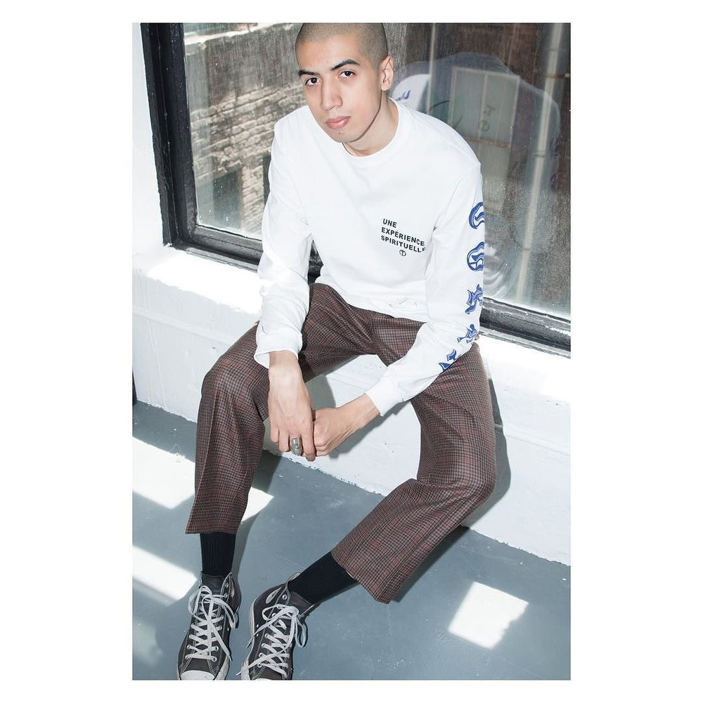 PELL TROUSERS online and in-stores 🍦 http://ift.tt/2tq6X1B