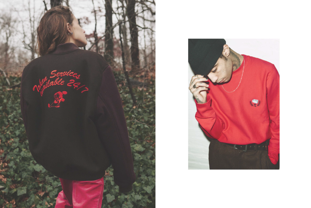 FW'17 'SOFT TOUCH' lookbook