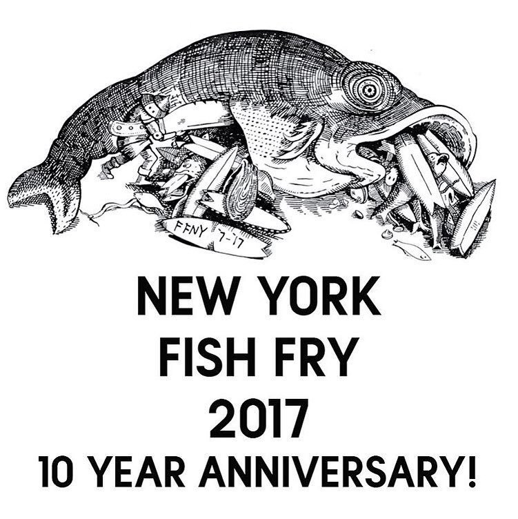 NY FISH FRY GRAND BLVD LONG BEACH NY