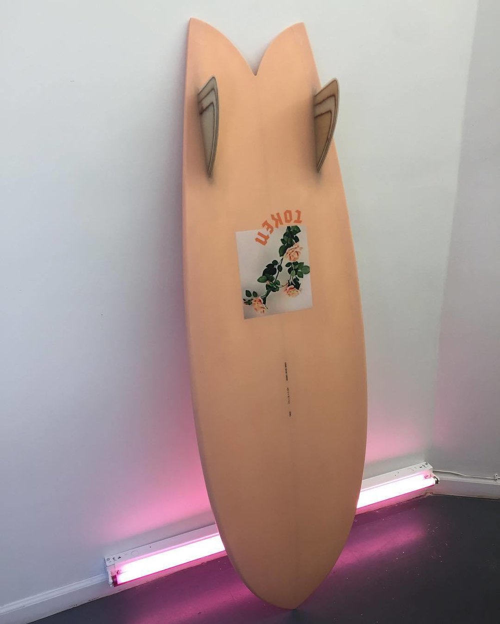 5'6 token fish available Mollusk Surf shop in SF 👄👄👄