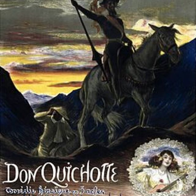 I am very happy and proud to be the music director of Massenet's fantastic opera Don Quichotte at Folkoperan this autumn! I will be leading 17 performances with the great Lars Arvidson as Don Quichotte!