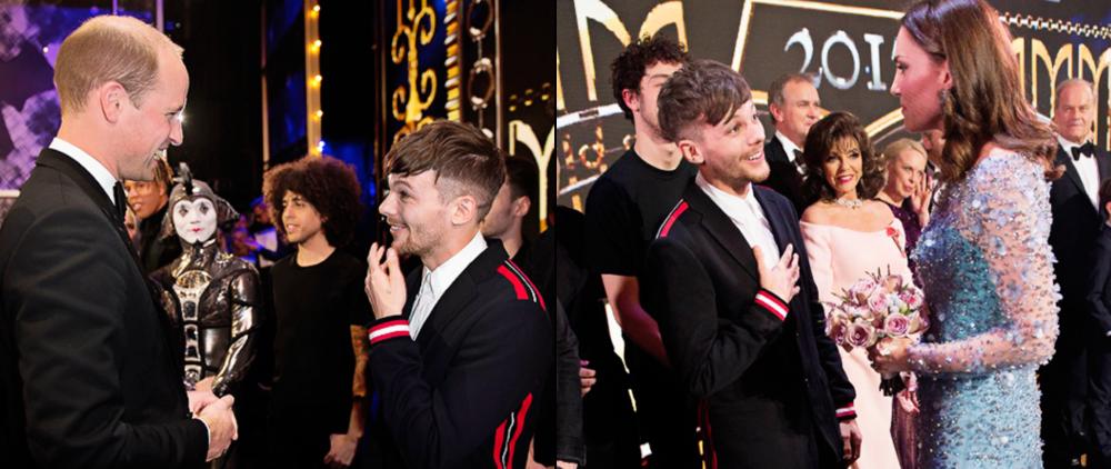 Louis Tomlinson | Royal Variety Performance |  November 24, 2017