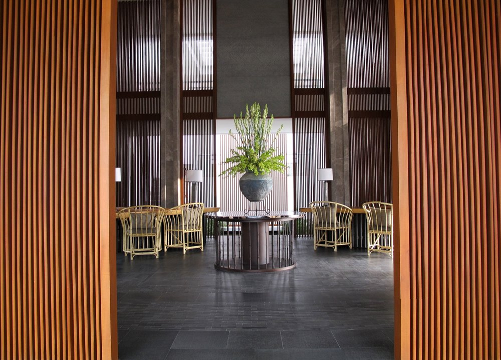 Amatara Wellness Resort - Reception.JPG