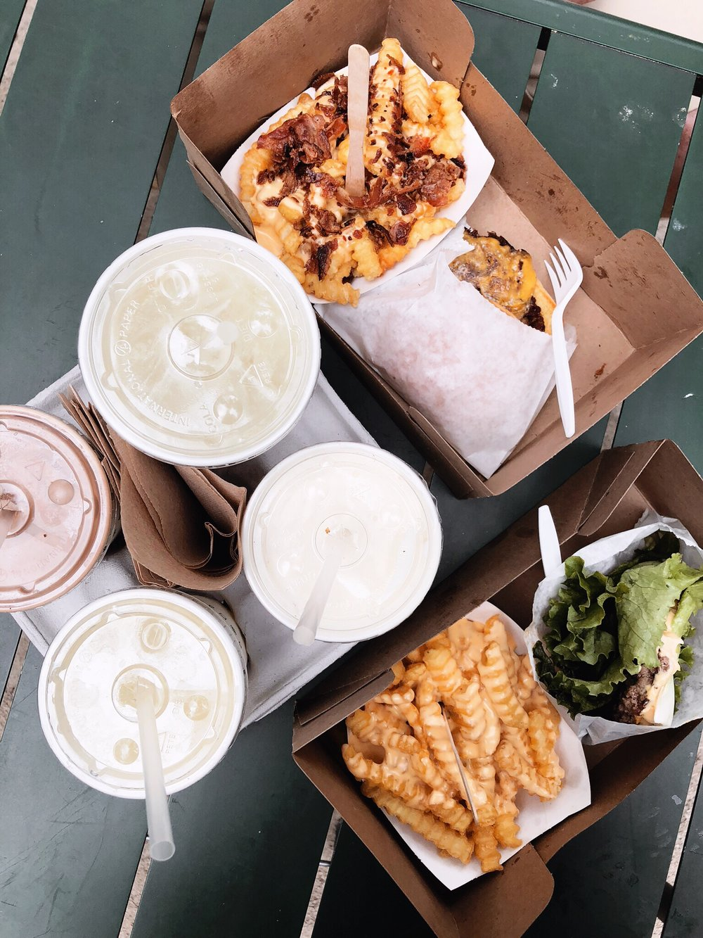 I'm sorry, is this Shake Shack image from when we were in NYC not helping anyone?!