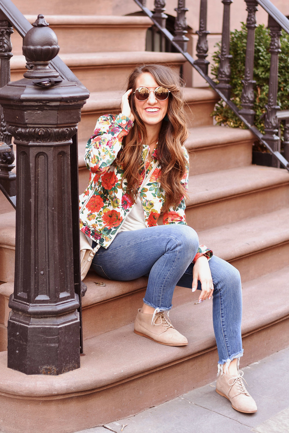 spring florals // ever after emery