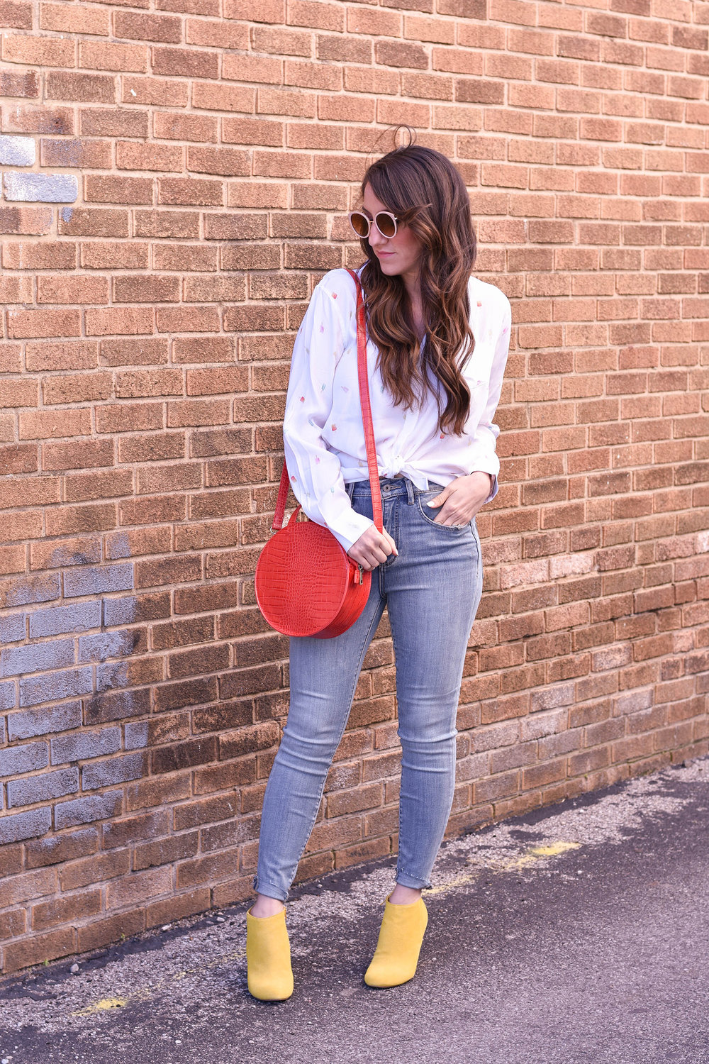 ever after emery // nicey treat + spring tops