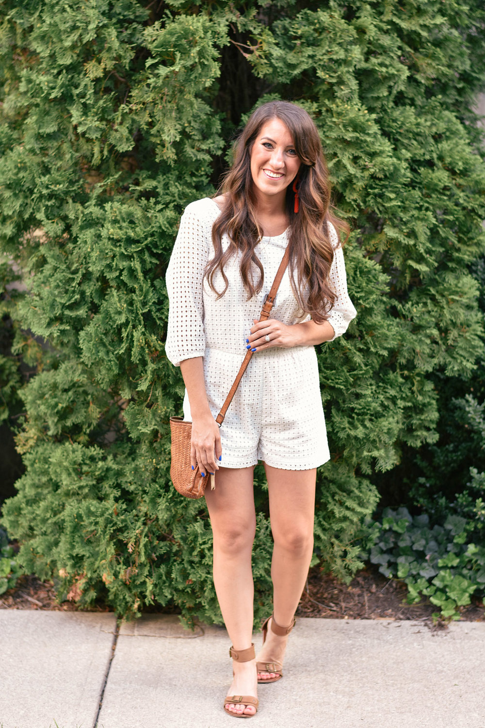 summer whites // ever after emery