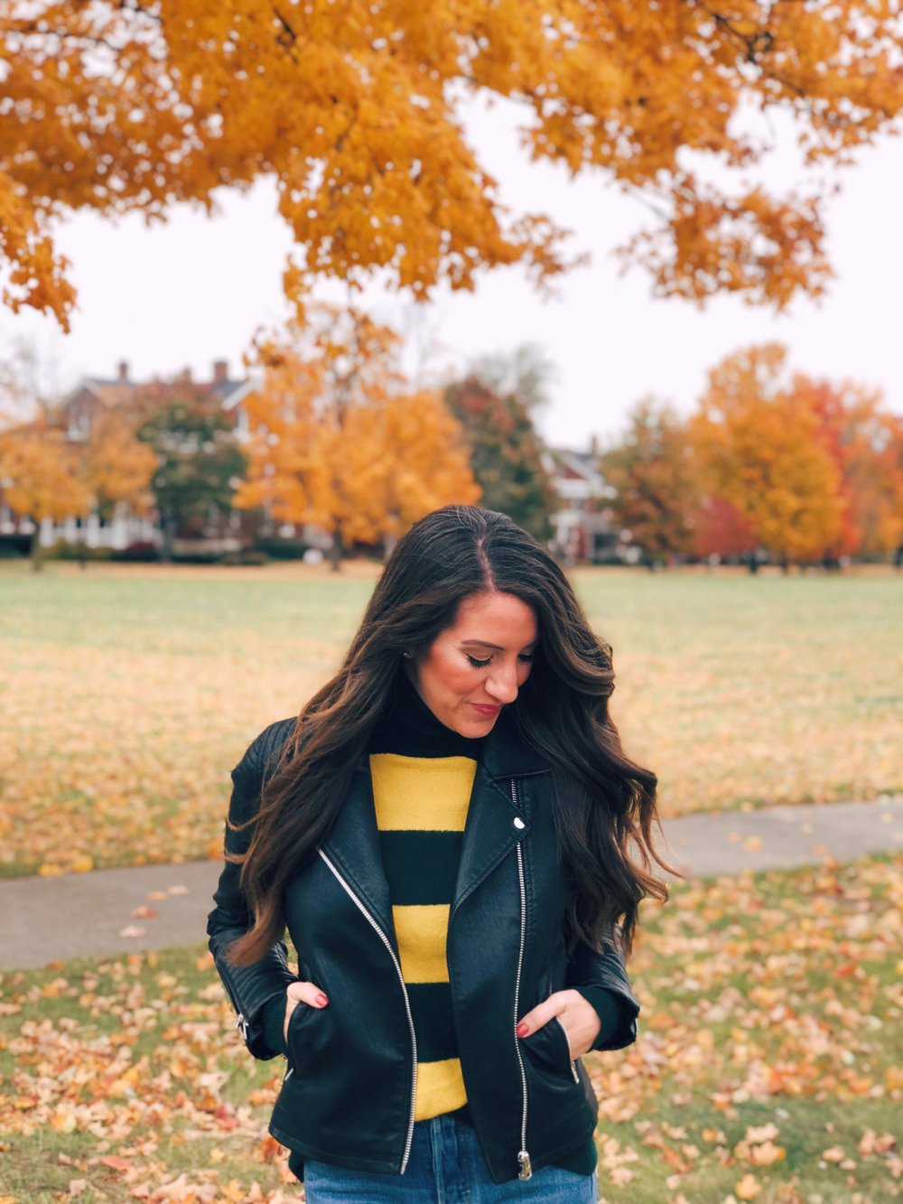 fall stripes // blair eadie // britt emery