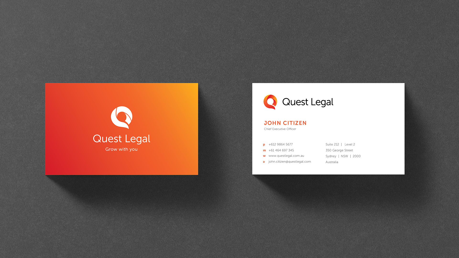 Quest Branding — Steph Lloyd