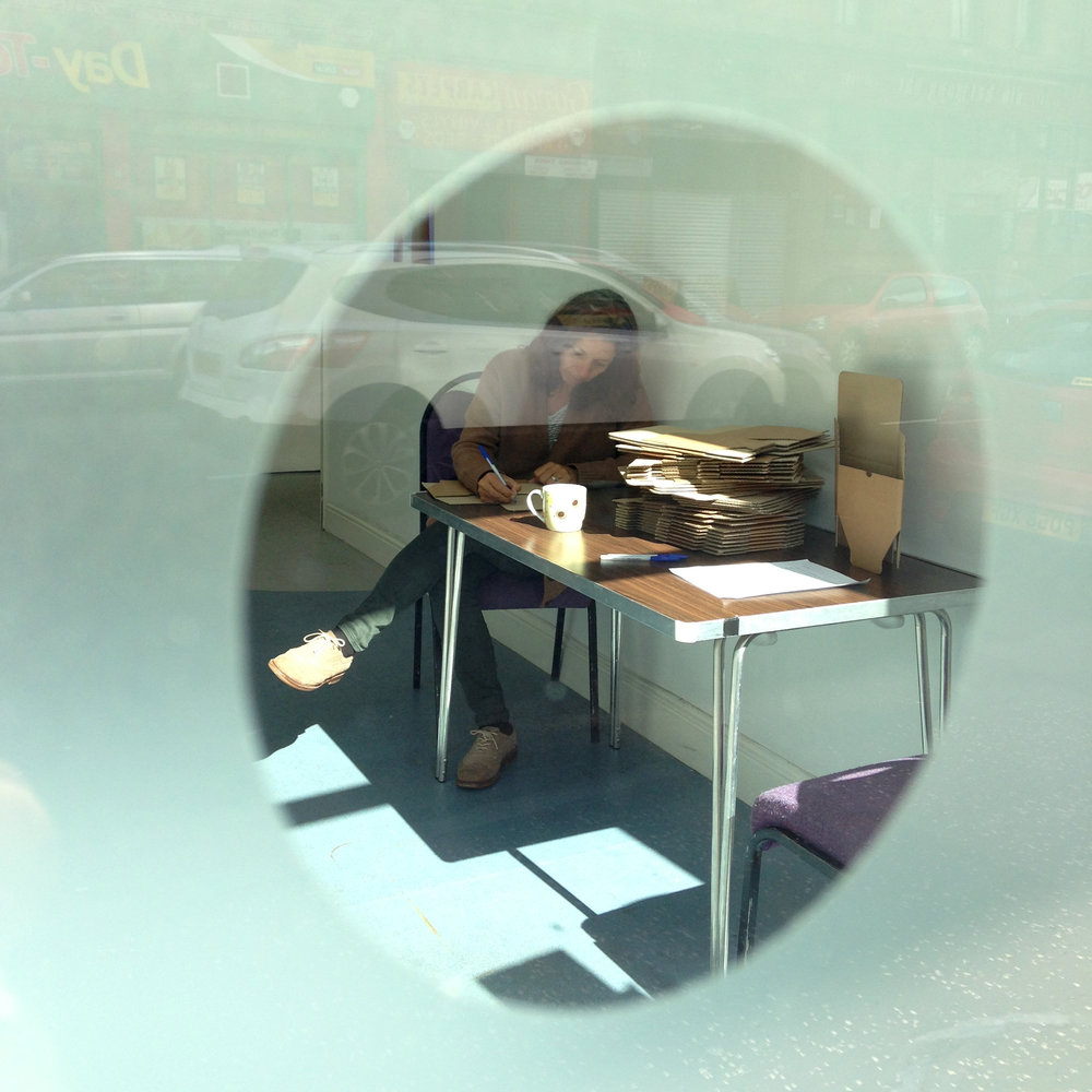 2013   Curator,  Alteration , The Portal, Glasgow, UK  Facilitator,  AlterForum Workshop , Glasgow, UK